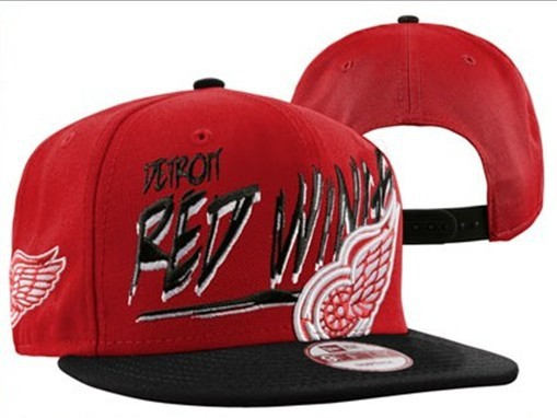Detroit Red Wings NHL Snapback Hat 60D