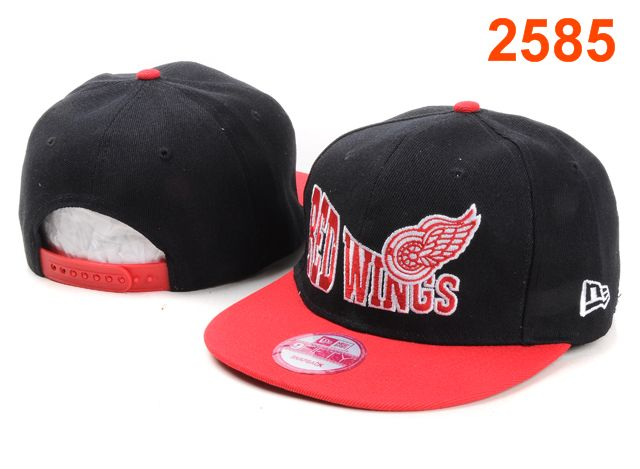 Detroit Red Wings NHL Snapback Hat PT20