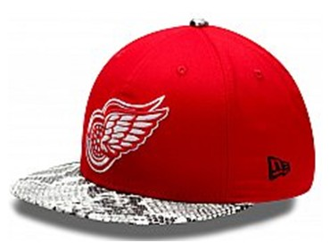 Detroit Red Wings NHL Snapback Hat Sf3
