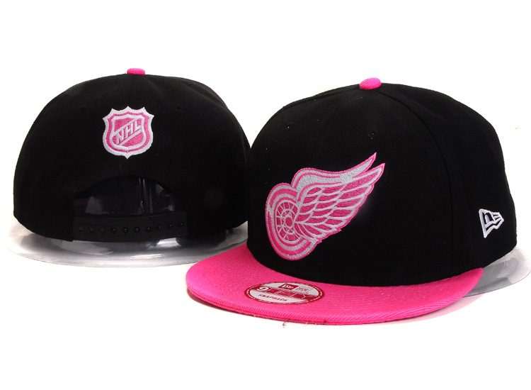 Detroit Red Wings Snapback Hat Ys 2113