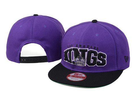 Los Angeles Kings NHL Snapback Hat 60D1