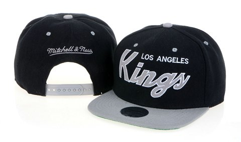 Los Angeles Kings NHL Snapback Hat 60D3