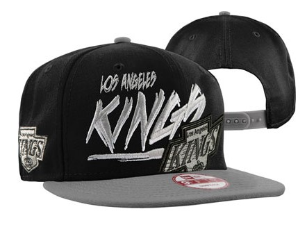 Los Angeles Kings NHL Snapback Hat 60D4
