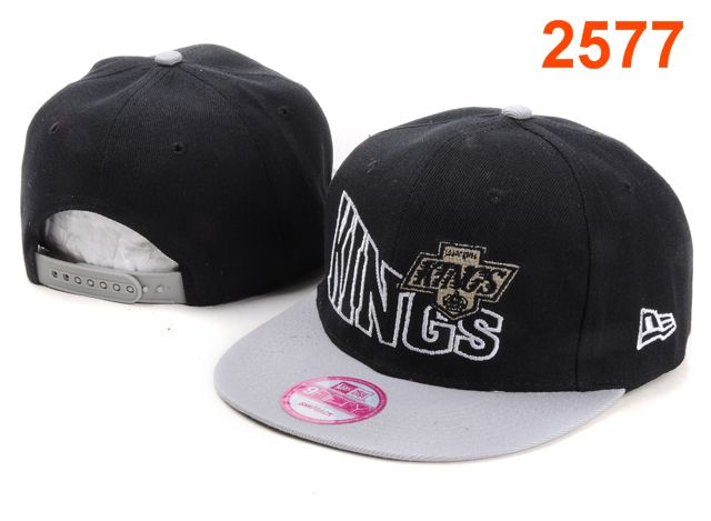 Los Angeles Kings NHL Snapback Hat PT12