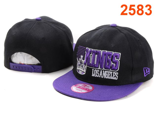 Los Angeles Kings NHL Snapback Hat PT18