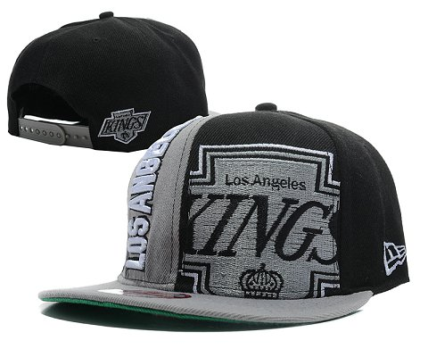 Los Angeles Kings NHL Snapback Hat SD1
