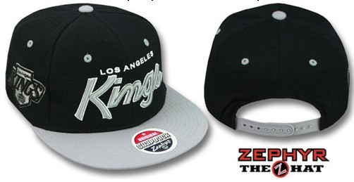 Los Angeles Kings NHL Snapback Hat Sf8