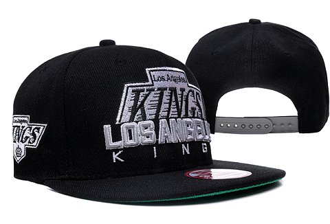 Los Angeles Kings NHL Snapback Hat XDF2