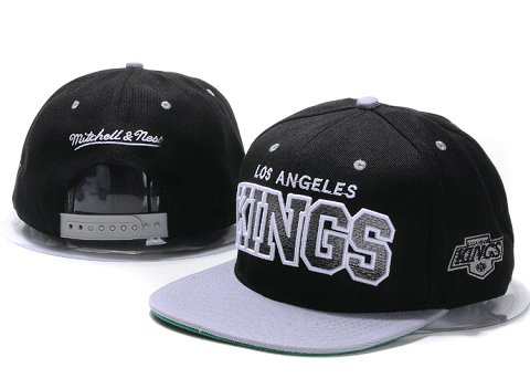 Los Angeles Kings NHL Snapback Hat YS05