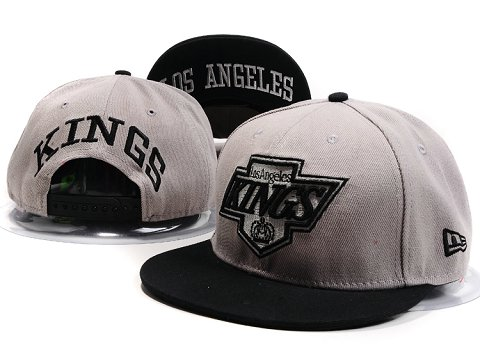 Los Angeles Kings NHL Snapback Hat YS11