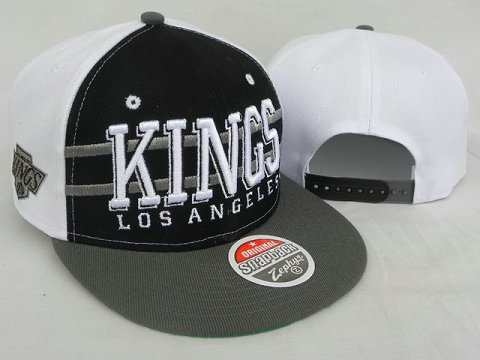 Los Angeles Kings NHL Snapback Zephyr Hat DD13