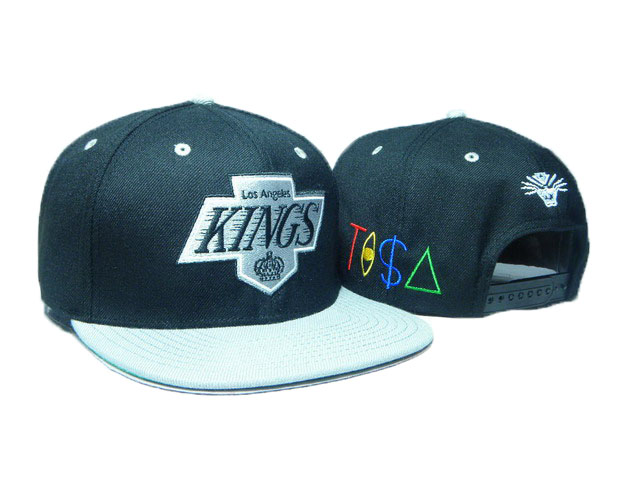 Los Angeles Kings TISA Snapback Hat DD16