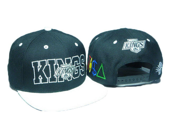 Los Angeles Kings TISA Snapback Hat DD17
