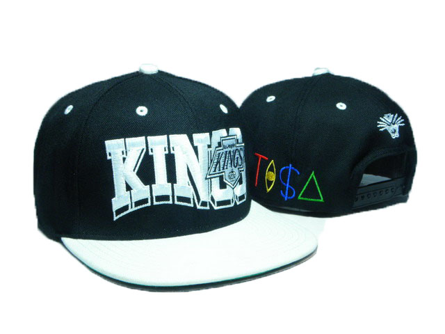 Los Angeles Kings TISA Snapback Hat DD41