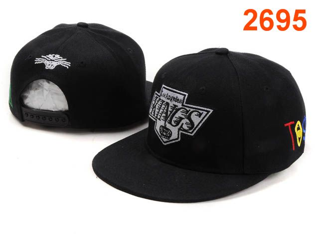 Los Angeles Kings TISA Snapback Hat PT08