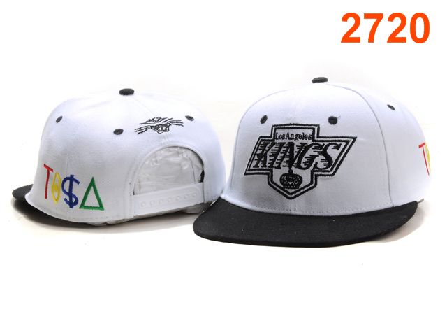 Los Angeles Kings TISA Snapback Hat PT27