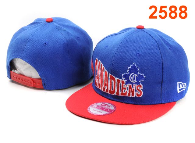 Montreal Canadiens NHL Snapback Hat PT23