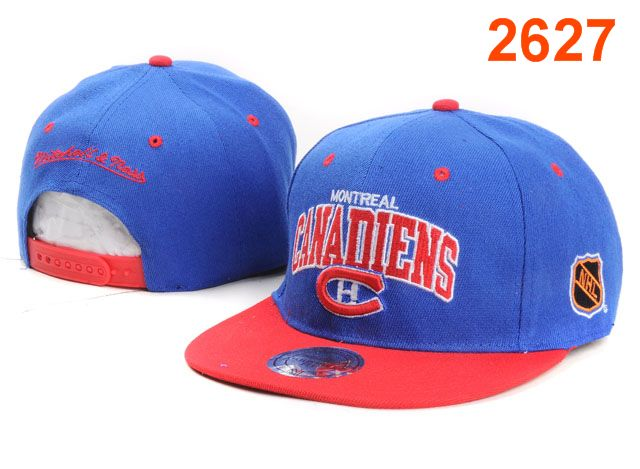 Montreal Canadiens NHL Snapback Hat PT26