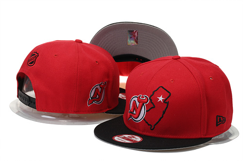 New Jersey Devils Hat YS 150226 21