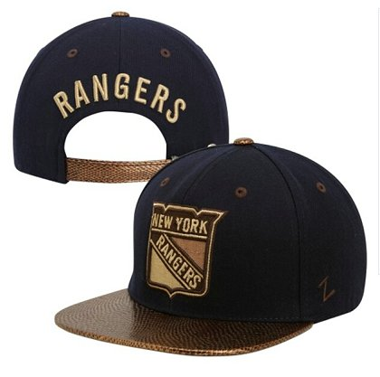 New York Rangers Hat 60D 150229 05