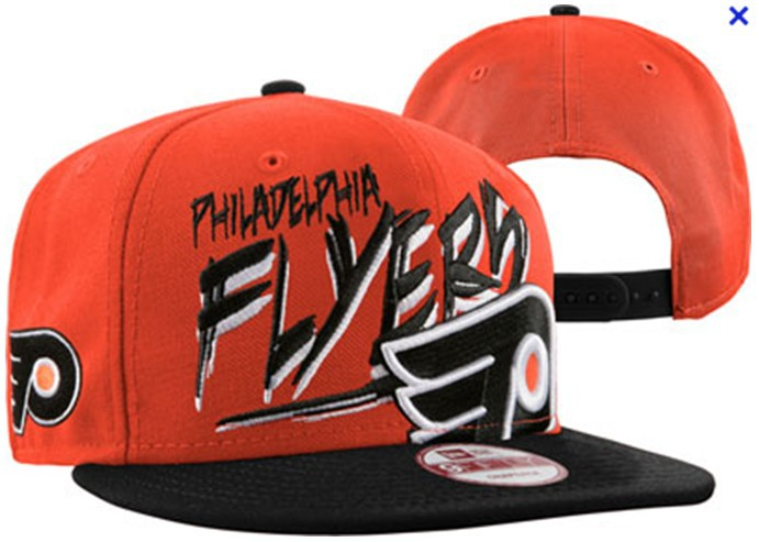 Philadelphia Flyers NHL Snapback Hat 60D