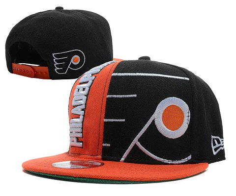 Philadelphia Flyers NHL Snapback Hat SD2