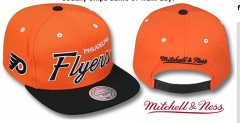 Philadelphia Flyers NHL Snapback Hat Sf1