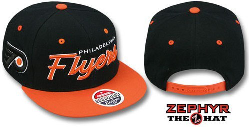 Philadelphia Flyers NHL Snapback Hat Sf2