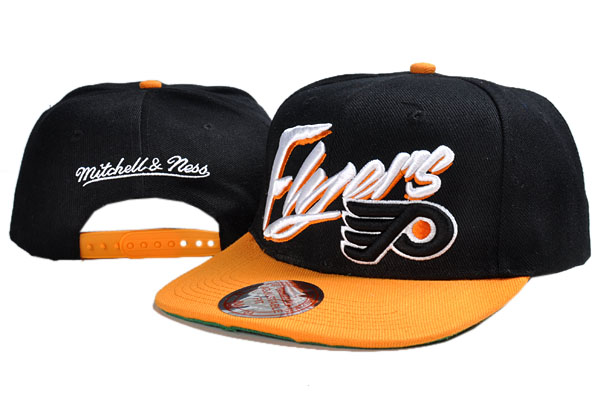 Philadelphia Flyers NHL Snapback Hat TY 1