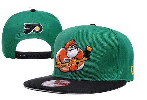Philadelphia Flyers NHL Snapback Hat XDF1