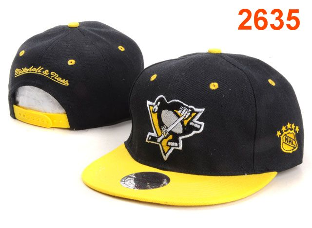 Pittsburgh Penguins NHL Snapback Hat PT34