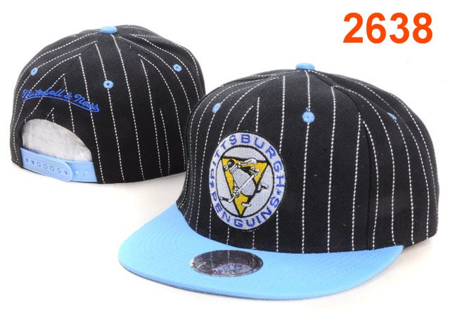 Pittsburgh Penguins NHL Snapback Hat PT37