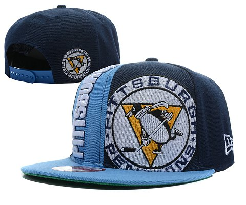 Pittsburgh Penguins NHL Snapback Hat SD2