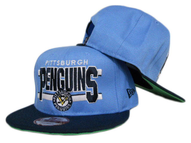 Pittsburgh Penguins NHL Snapback Hat ZY12