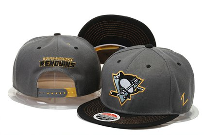 Pittsburgh Penguins Hat YS 150226 06