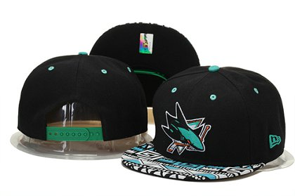 San Jose Sharks Hat YS 150226 30