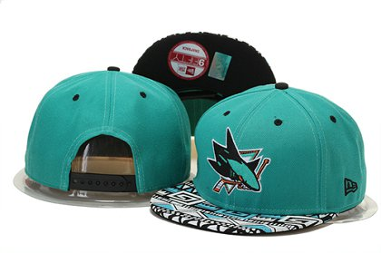 San Jose Sharks Hat YS 150226 31