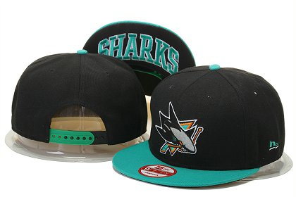 San Jose Sharks Hat YS 150226 39