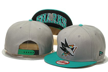 San Jose Sharks Hat YS 150226 40