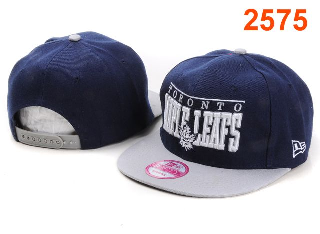 Toronto Maple Leafs NHL Snapback Hat PT10