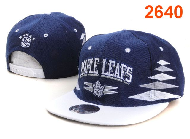 Toronto Maple Leafs NHL Snapback Hat PT39