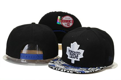 Toronto Maple Leafs Hat YS 150226 09