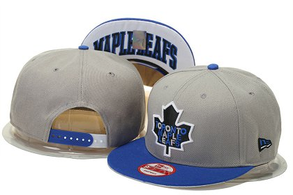 Toronto Maple Leafs Hat YS 150226 15