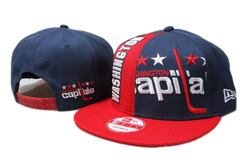 Washington Capitals NHL Snapback Hat YS02