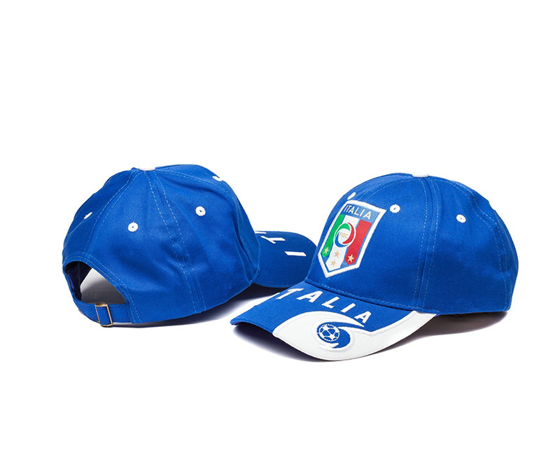 Italy Blue Hat
