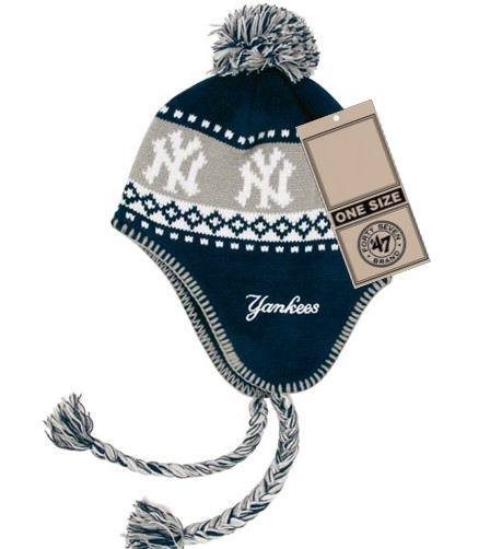 MLB New York Yankees Winter Hat JT