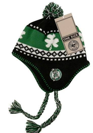 NBA Boston Celtics Winter Hat JT