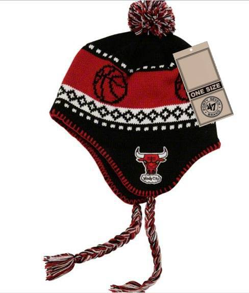 NBA Chicago Bulls Winter Hat JT