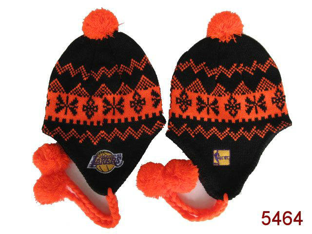 NBA Los Angeles Lakers Winter Hat SG