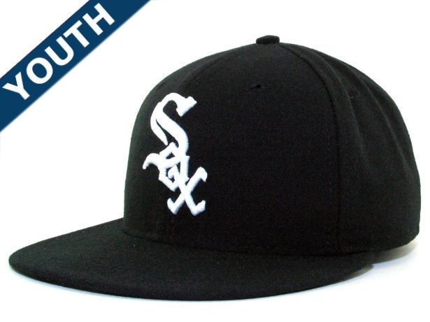 Youth Fitted Hat Sf04